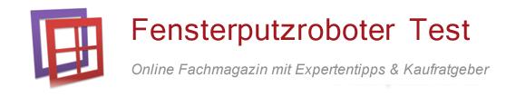Fensterputzroboter Test Logo